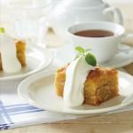 【Afternoon Tea】全国10店舗限定!<br>オリジナルアップルパイと紅茶がお得に楽しめる<br><モーニングアップルパイセット>登場