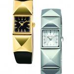 "「moussy」よりアクセサリー感覚で着けられる腕時計""スタッズ""が新登場"