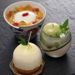【POIRE/ポアール】『枝豆』『青柚子』等をモチーフにした新作ケーキ3種発売~涼しげな『日本の夏』のケーキ、全3種提供開始~