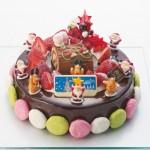 近鉄百貨店クリスマスケーキ、豊富に揃いました!