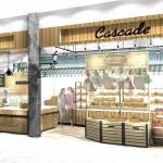 「カスカード」が初のコンセプトショップをなんばマルイにオープン!!