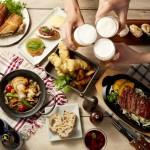 会場で呑んで食べる 北海道産を堪能 バルで乾杯!!『夏の おいしい北海道展』