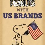 世界初!人気コミック「ピーナッツ」があのUSブランドと夢のコラボレーション!PLAZA限定で販売開始。