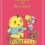 ふなっしー×カレルチャペック紅茶店コラボ! 山田詩子描きおろしの癒し系ふなっしー紅茶でハッピーティータイムを!