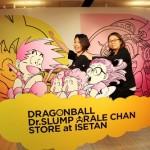 『ドラゴンボール/Dr.スランプ アラレちゃん STORE at ISETAN』開催