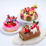 近鉄のクリスマスケーキ