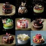 阪急のクリスマスケーキ