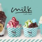天王寺にミルク牧場が出現!?<br>こだわりの北海道産の牧場ミルクで作った<br>ひんやりソフトクリームを限定発売!