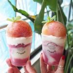 ☆美味しすぎる☆白桃のスムージー♪
