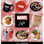 「MARVEL」cafe<br>produced by OH MY CAFE
