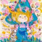 版画最新作も登場!<br>『水森亜土 カワイイ世界展』を<br>大丸神戸店にて開催いたします。