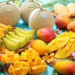 フルーツパラダイス『マンゴー食べ放題』~<br>いちごも!メロンも!大満足のフルーツ食べ放題~