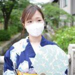 よーじやから夏に嬉しい<br>冷感仕様マスクを数量限定販売!