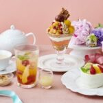 【Afternoon Tea】<br>秋の味覚!栗とさつまいもの新作スイーツ